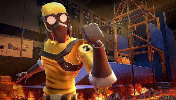 """Steam ofrece """"Hot Lava"""" con el 40% de descuento por tiempo limitado"""