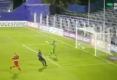 ¡Espectacular definición! Neumann se mandó un golazo para el 2-1 de Sport Huancayo vs. Liverpool