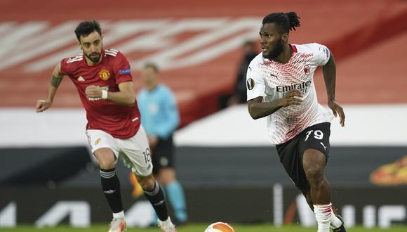 Manchester United vs Milan (1-1): resumen, goles, incidencias y crónica del  partido en Old Trafford por la Europa League 2021 | FUTBOL-INTERNACIONAL |  DEPOR