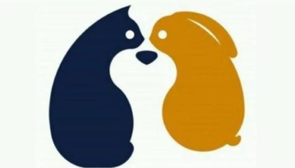 Dinos si ves un perro, un gato o conejo en la imagen y conocerás tu lado oculto. (Facebook)
