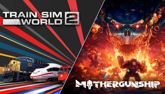Juegos gratis: descarga Mothergunship y Train Sim World 2 gracias a Epic Games Store. (Foto: Epic Games)