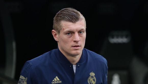 Toni Kroos no jugó ningún minuto en el Real Madrid vs. Manchester City. (Foto: Sphera Sports)