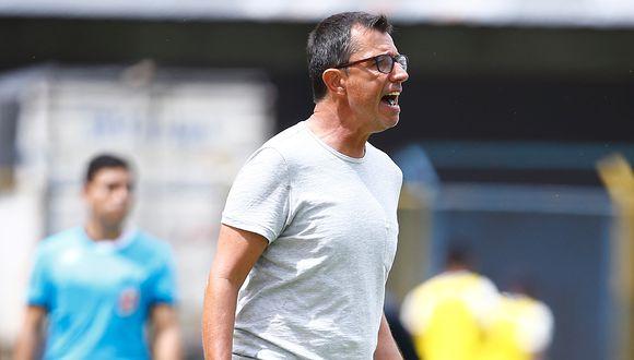 Marcelo Vivas habló el nuevo formato de la Liga 1. (Foto: Archivo GEC)