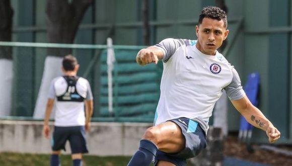 Yoshimar Yotún tiene calendario de partidos con Cruz Azul para la Copa por México. (Foto: Cruz Azul)