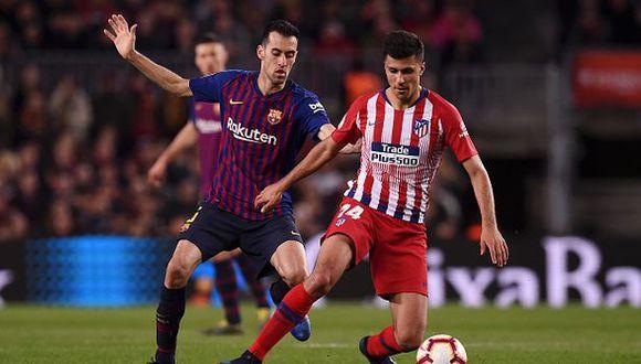 Atlético de Madrid piensa en un posible reemplazo para 'Rodri'. (Foto: Getty Images)