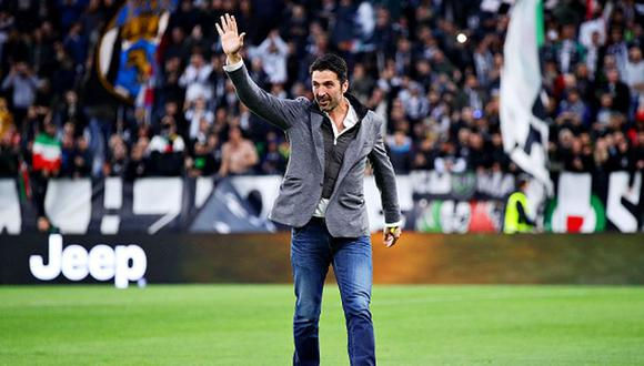 Gianluigi Buffon llegó al PSG para la temporada 2018/19. (Getty)