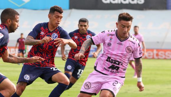Sport Boys se quedó con los tres puntos del duelo ante Municipal por la Liga 1. (Liga 1)