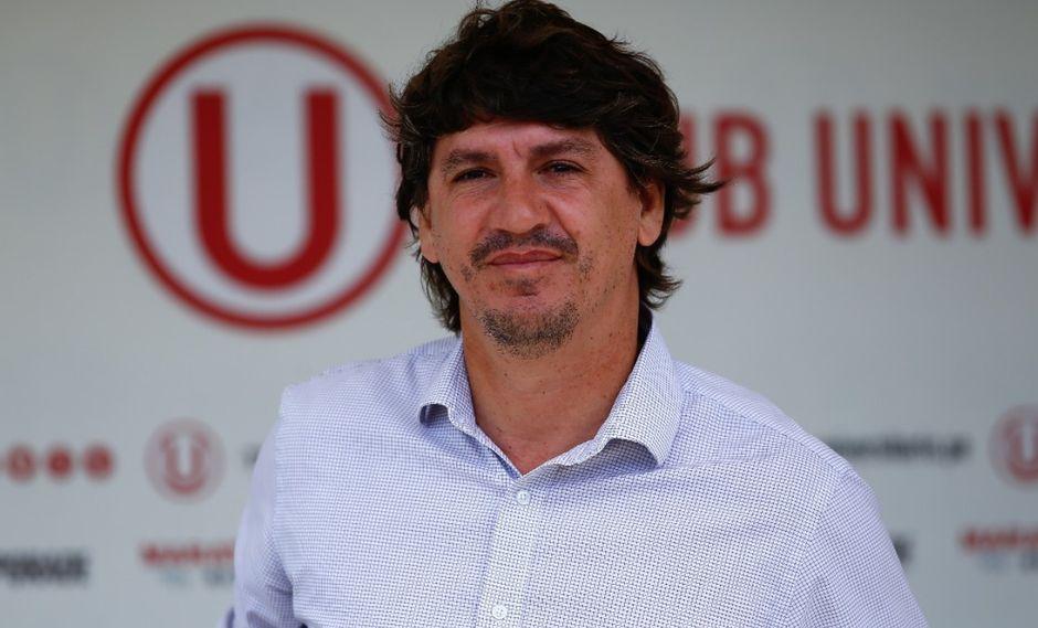 Ferrari no confirmó que se quedará en Universitario. (Foto: GEC)