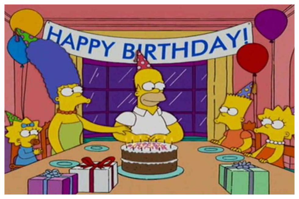 Los Simpson son la familia más popular de la televisión mundial. (Foto: Internet)