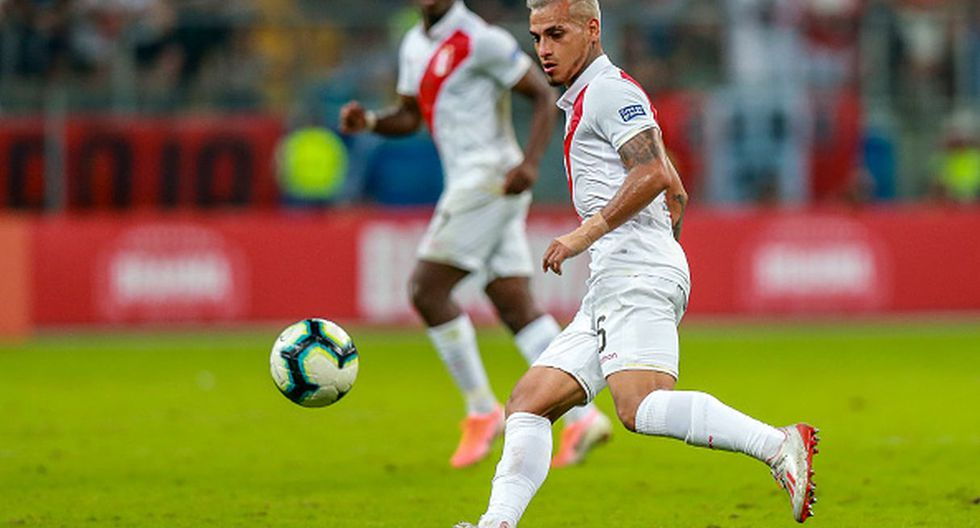 Perú vs. Brasil | Trauco en la Selección Peruana (Foto: Getty Images)