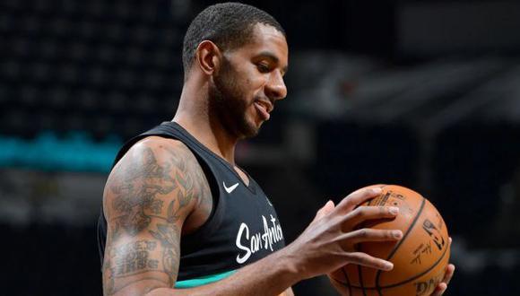 LaMarcus Aldridge había fichado a finales de marzo por los Brooklyn Nets. (Foto: NBA)