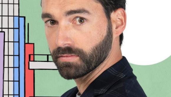 El actor fue acusado de no haber hecho nada cuando su expareja fue ultrajada y golpeada por su amigo. (Foto: Televisa)