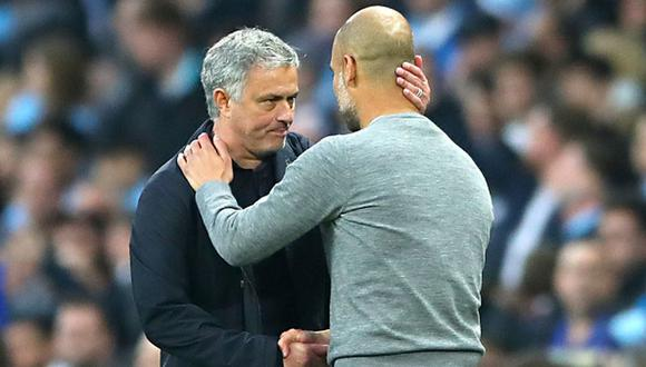 Mourinho asumió las riendas del Tottenham desde la salida de Pochettino hacia finales de noviembre 2019. (Getty)