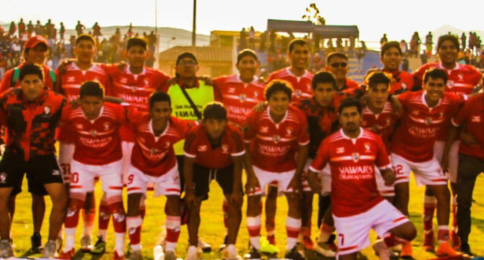 Copa Perú | Club Yawaras Ollantaytambo - Cusco (Foto: Facebook)