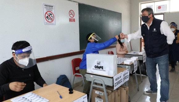 25.287.954 ciudadanos peruanos ejercerán su voto este domingo 11 de abril en las Elecciones Generales del Perú 2021. (Foto: Andina)