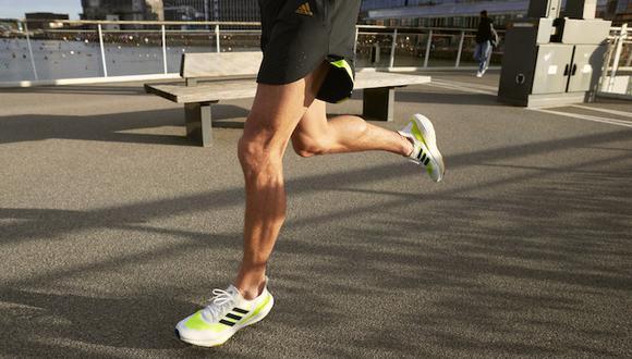Conoce los beneficios del running. (Foto: adidas)