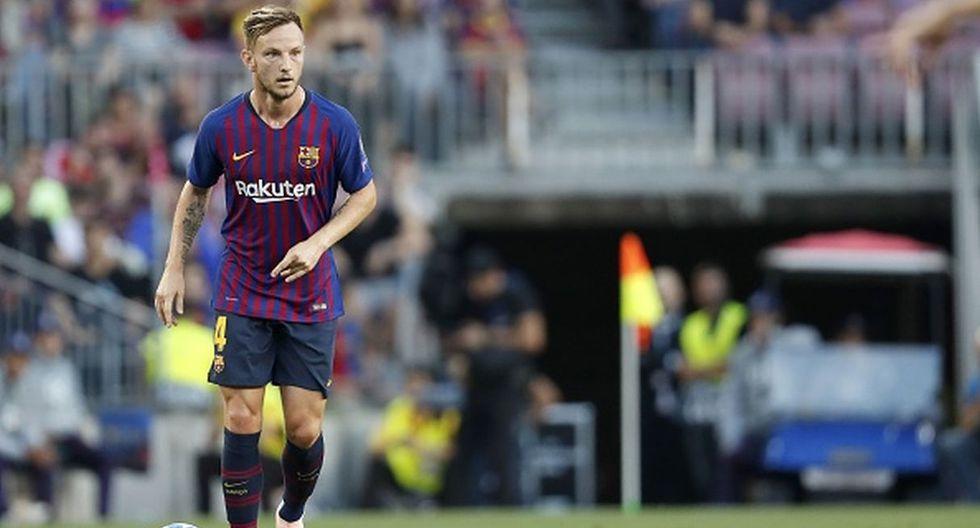 Jugador: Ivan Rakitic / Club: Barcelona. (Getty)