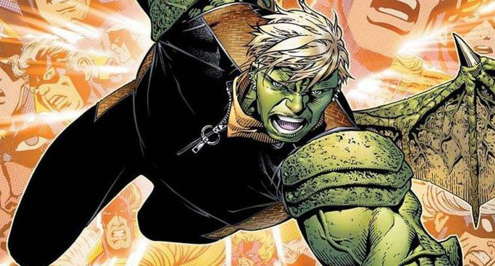 Marvel Studios estaría buscando a un joven actor para que interprete a Hulkling en las nuevas películas del UCM.