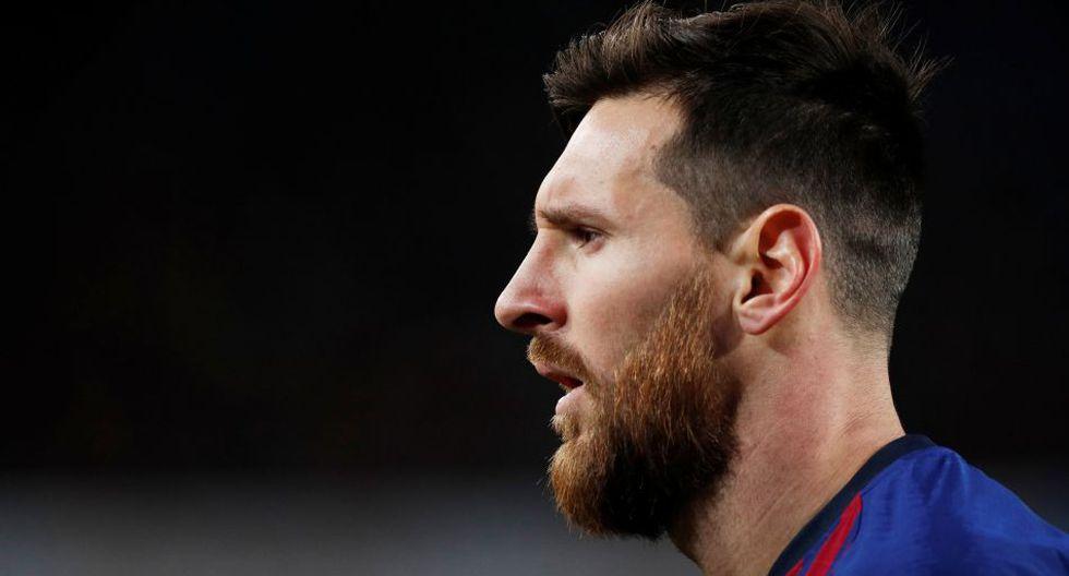 Lionel Messi nunca ha marcado en un Barcelona vs Real Madrid por Copa del Rey. (AFP)