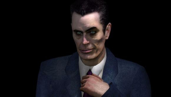 ¿Half-Life 3 confirmado? G-Man habla por primera vez luego de 12 años. (Foto: Valve)
