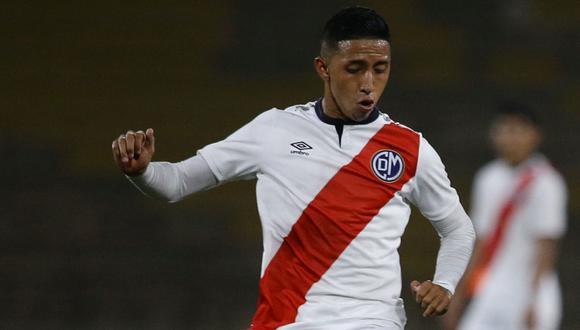 Rodrigo Vilca se integrará al Newcastle de Inglaterra desde el 1 de octubre. Jugará en los próximos meses en el equipo filial. (Foto: Jesús Saucedo / GEC)