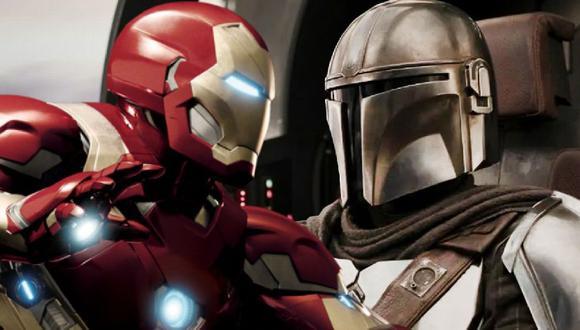 Marvel: Iron Man y The Mandalorian tienen esta increíble coincidencia