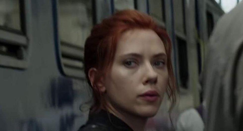 """Marvel: filtran el primer diseño publicitario de """"Black Widow"""" en India (Marvel)"""