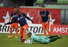 César Vallejo cayó 2-0 frente a Caracas FC por el cierre de la llave de la Copa Libertadores 2021