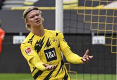 """Dortmund le cierra la puerta a Haaland: """"No importa en qué posición terminemos, seguirá en el club"""""""
