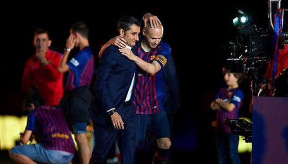 Ernesto Valverde lo quiere como reemplazante de Iniesta. (Foto: Getty Images)