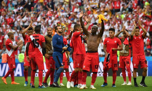 La Selección Peruana mantiene una base de jugadores que llegaron a Rusia 2018, aunque incorporó a nuevos elementos, especialmente en esta Copa América 2021. (Foto: AFP)
