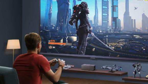 Qué cosas tener en cuenta a la hora de comprar un proyector gamer