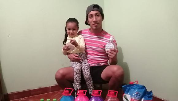 Sheu Obregón distribuye sus productos en San Martín de Porres, Los Olivos y parte del Callao. (GEC)