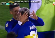 El primero como 'xeneize': Marcos Rojo anotó de penal el 3-0 en el Boca vs. Huracán [VIDEO]