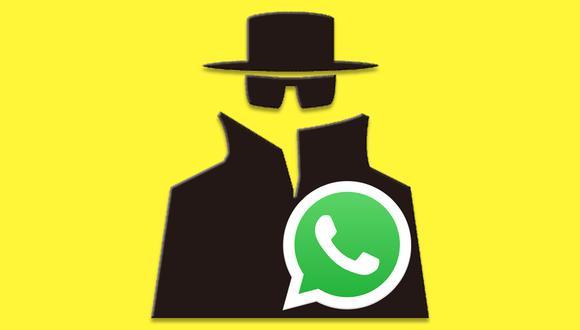 De esta forma podrás saber quién espía tu WhatsApp con esta aplicación. (Foto: Depor)