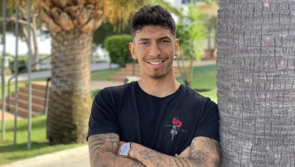 Jean Pierre Rhyner nació en Suiza y es de madre peruana. Tiene 24 años y ascendió con el Cádiz a LaLiga Santander de España. (Foto: Cádiz CF)