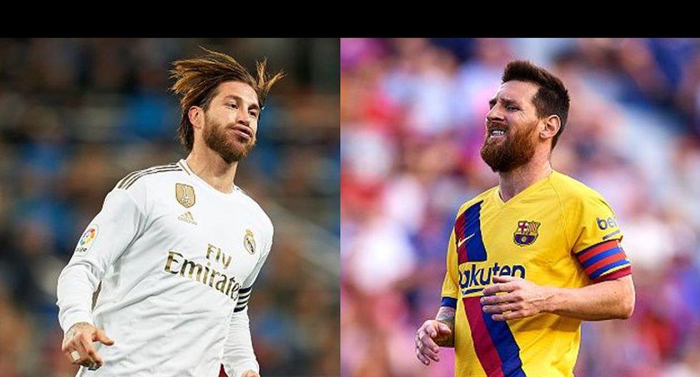 Real Madrid y Barcelona son líderes de LaLiga con 22 puntos.