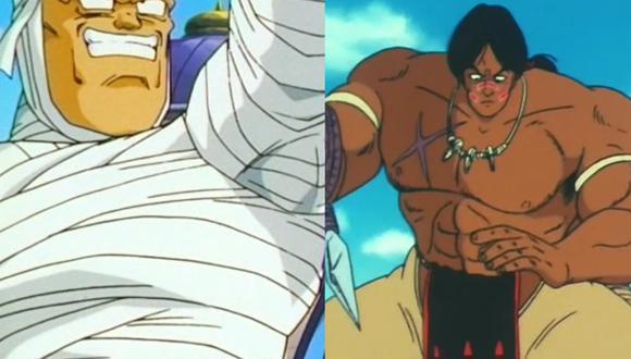 Dragon Ball Super: Toyotaro trae a la vida a Bora y la Momia en nuevas ilustraciones. (Foto: Toei Animation)