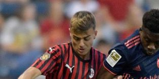 Hijo de Paolo Maldini, debutó como titular con el AC Milan