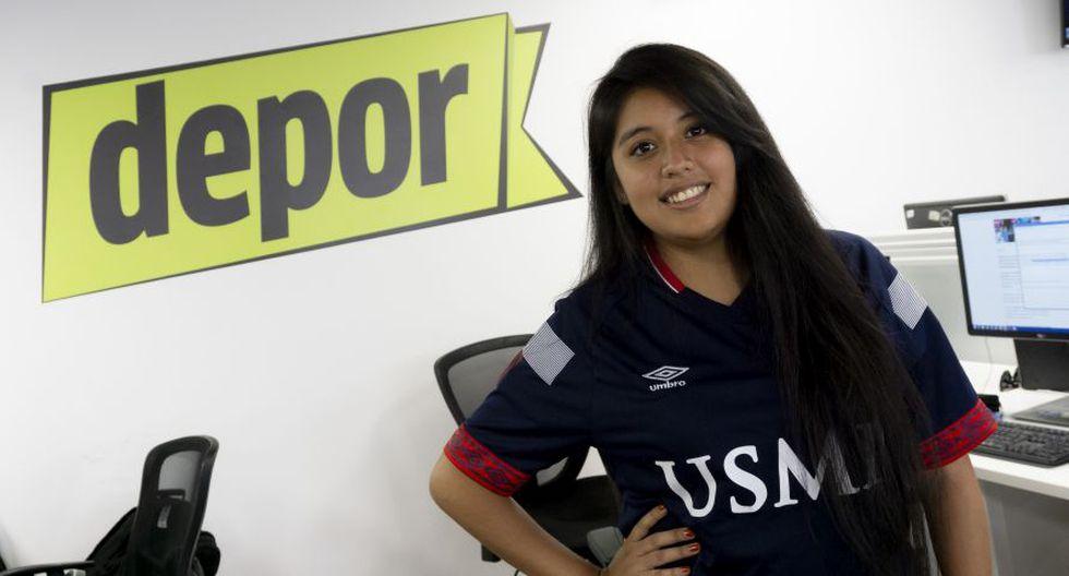 Conoce a Leslie Triveños, la primera pro player fichada por San Martin E-Sports