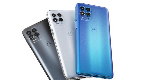 Conoce todos los detalles del Moto G100, el nuevo celular de Motorola que se puede conectar a la TV. (Foto: Motorola)