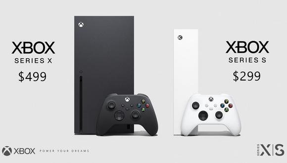 Las Xbox Series X y Xbox Series S se lanzarán este 10 de noviembre. (Difusión)
