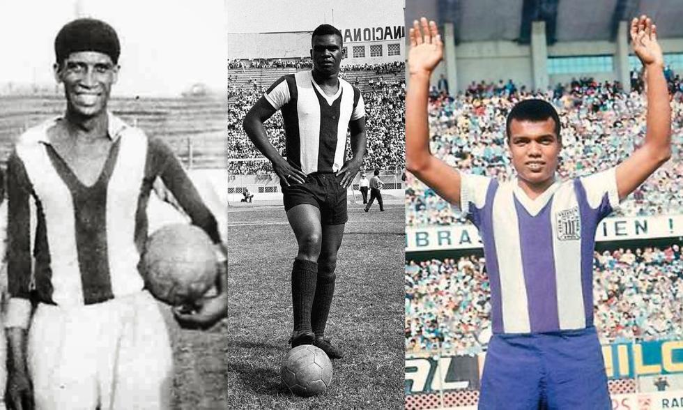Los ídolos que pasaron por la historia de Alianza Lima.