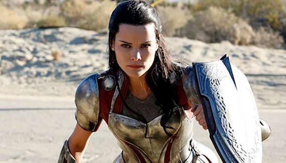 Marvel: Jaimie Alexander se despide del rodaje de Thor Love and Thunder. (Foto: Marvel)