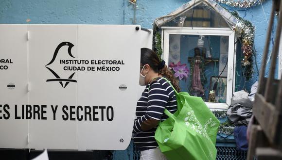 El PREP dio a conocer las tendencias en votación emitidos en cada una de las 13 mil 175 casillas de la Ciudad de México (Foto: AFP)