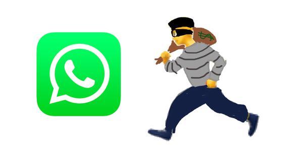 """Conoce cómo obtener el """"robber emoji"""", el ícono más buscado en WhatsApp. (Foto: notigram)"""