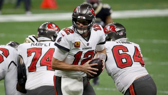Buccaneers vencen a Saints y van por el campeonato de la Conferencia Nacional en la NFL. (Foto: NFL)