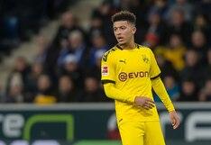 El United le tira un salvavidas: Jadon Sancho busca salir del Dortmund y regresaría a la Premier League