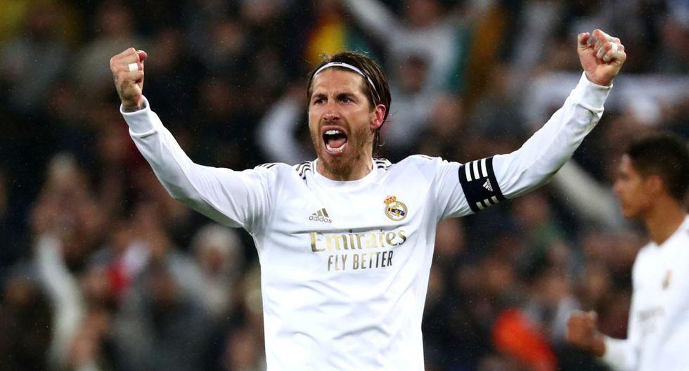 Beneficiado | Sergio Ramos podría asistir a los Juegos Olímpicos ante cancelación de la Euro. (Agencias)