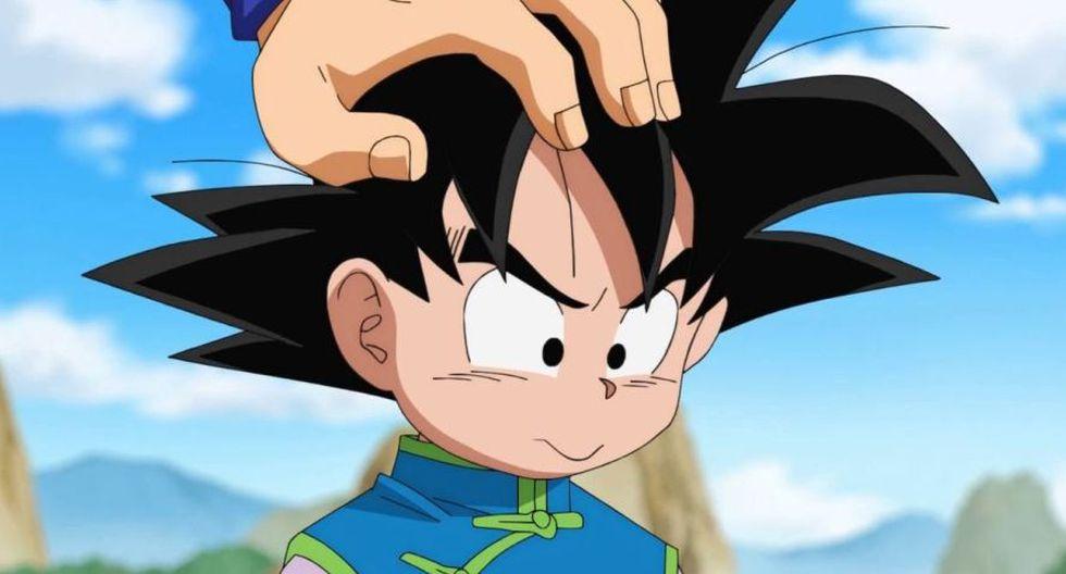 Goten | Dragon Ball Super
